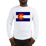 Colorado Long Sleeve T-shirts