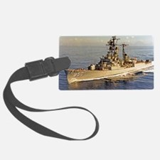 uss rsedwards large framed print Luggage Tag