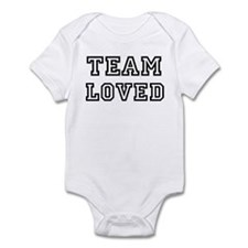 Team LOVED Infant Bodysuit