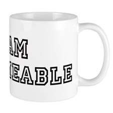 Team IMPERMEABLE Coffee Mug