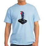 Worn Retro Joystick Light T-Shirt