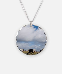 Shire horses Necklace
