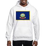Idaho Flag Hooded Sweatshirt