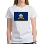 Idaho Flag Women's T-Shirt