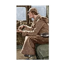 Sherlock Holmes Decal