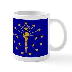 Indiana Flag Mug
