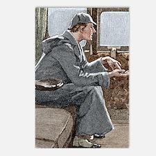 Sherlock Holmes Postcards (Package of 8)