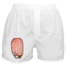 Shepherd's purse seed, light microgra Boxer Shorts