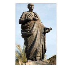 Seneca, Roman statesman Postcards (Package of 8)