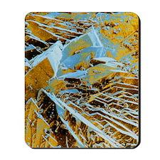 SEM of metal coating Mousepad