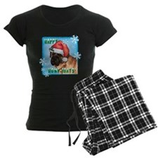Holiday Mastiff Pajamas