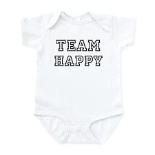 Team HAPPY Infant Bodysuit