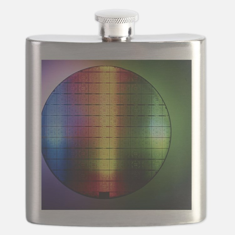Semiconductor wafer Flask