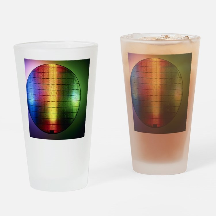 Semiconductor Wafer Cad : Silicon wafer drinkware coffee mugs drinking glasses