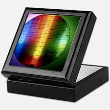 Semiconductor wafer Keepsake Box