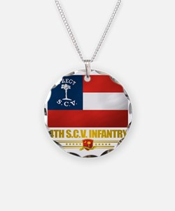 4th South Carolina Volunteer Necklace