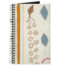 Semang charm against stings, artwork Journal