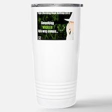 Wicked Halftime Banner Travel Mug