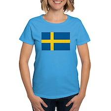 Sweden Flag Tee