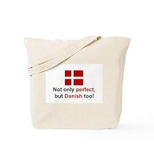 Perfect Danish Tote Bag