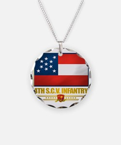 4th SC Volunteer Infantry Necklace