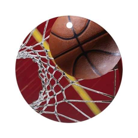Basketball Ornaments | 1000s of Basketball Ornament Designs