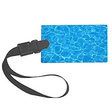 Water Luggage Tag