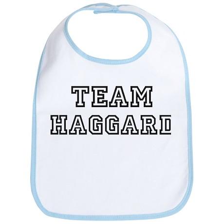 Team HAGGARD Bib