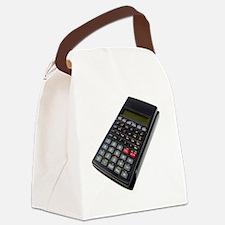 Scientific calculator Canvas Lunch Bag