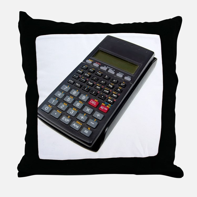 Throw Pillow Yardage Calculator : Calculator Pillows, Calculator Throw Pillows & Decorative Couch Pillows