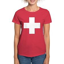 Switzerland Flag Tee