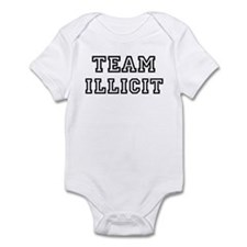 Team ILLICIT Infant Bodysuit