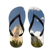 Half Dome, Yosemite National Park, Cali Flip Flops