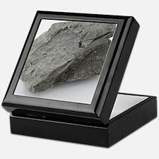 Sample of clay Keepsake Box