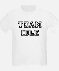 Team IDLE Kids T-Shirt