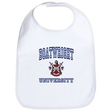 BOATWRIGHT University Bib