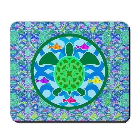 greenturtle_pillowcase_rs Mousepad