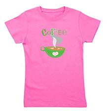 coffee cup2 Girl's Tee