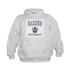 BARDEN University Hoodie