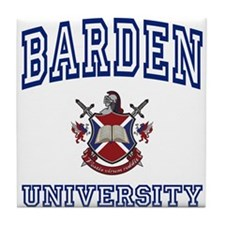 BARDEN University Tile Coaster