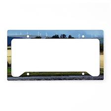 Rural landscape, Scotland License Plate Holder