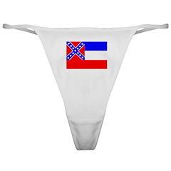 Mississippi Flag Classic Thong