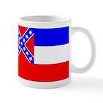Mississippi Flag Mug