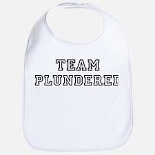 Team PLUNDERED Bib
