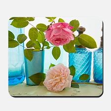 Rose flowers Mousepad