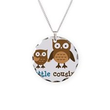 Little Cousin - Mod Owl Necklace