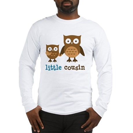 Little Cousin - Mod Owl Long Sleeve T-Shirt