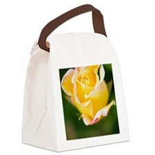 Rose (Rosa) Canvas Lunch Bag