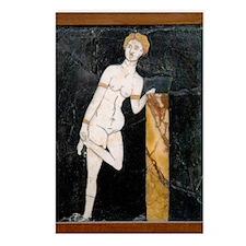 Roman mosaic of Venus Postcards (Package of 8)