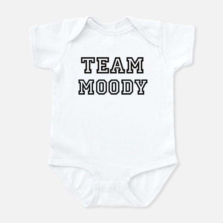 Team MOODY Infant Bodysuit